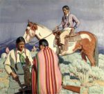 Creating the American West in Art