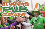 Luck of the Irish St. Patrick's Day Pub Crawl