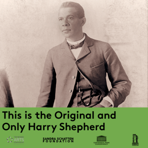 This is the Original and Only Harry Shepherd