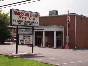 American Legion Post 17 - Gallatin