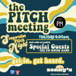 The Pitch Meeting