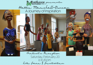 Hattie Marshall-Duncan: A Journey of Inspiration Opening Reception