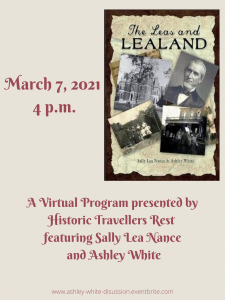 The Leas and Lealand Author Discussion with Sally ...