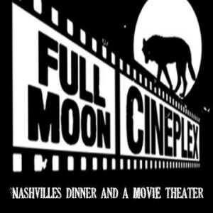 Full Moon Cineplex/Slaughterhouse/Lone Wolf Tattoo...