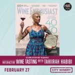 Assimilation Not Required: Interactive Wine Tasting