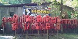 Red River Canoe Rentals/Campground
