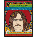 """Walking Man: A Night of the """"Music of James Taylor..."""