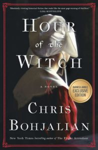 Chris Bohjalian, Kaley Cuoco & Jodi Picoult discuss HOUR OF THE WITCH
