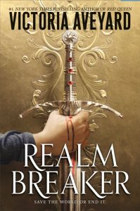 Victoria Aveyard & Sabaa Tahir discuss REALM BREAKER