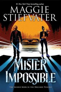 Maggie Stiefvater & David Levithan discuss MIS...