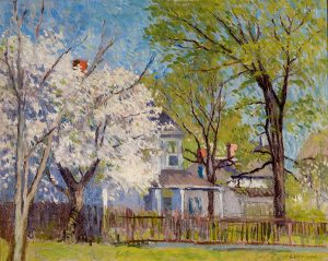 In a New Light: American Impressionism 1870-1940