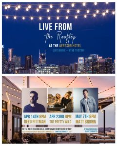 Live From The Rooftop: Reed Pittman
