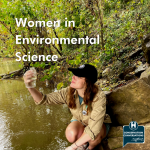 Conservation Conversations: Women in Environmental Science
