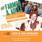 Farmer & Adele -  Hats Off To Patsy Cline
