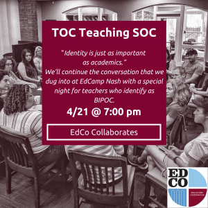 Collaborates Call: TOC teaching SOC