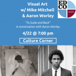 Collaborates Call: Visual Art w/ Mike Mitchell & Aaron Worley