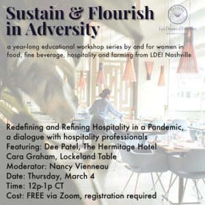 Redefining and Refining Hospitality in a Pandemic ...