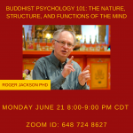 Buddhist Psychology 101: The Nature, Structure, an...