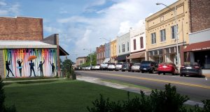 Historic Downtown Mount Pleasant