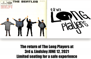THE LONG PLAYERS Performing The Beatles : HELP!