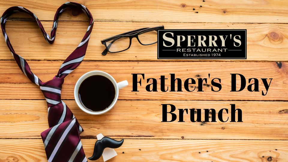 Father's Day Brunch at Sperry's Cool Springs