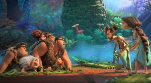 The Croods: A New Age (PG)