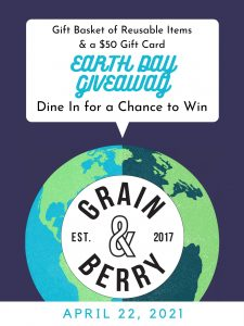 Earth Day at Grain & Berry
