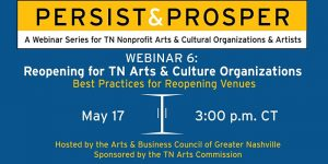 Persist & Prosper: The Art of Reopening for TN...