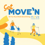 Get MOVE'N 5K Fun Run/Walk