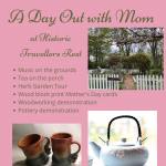 A Day Out with Mom at Travellers Rest