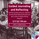 Collaborates Call: Guided Journaling & Reflecting