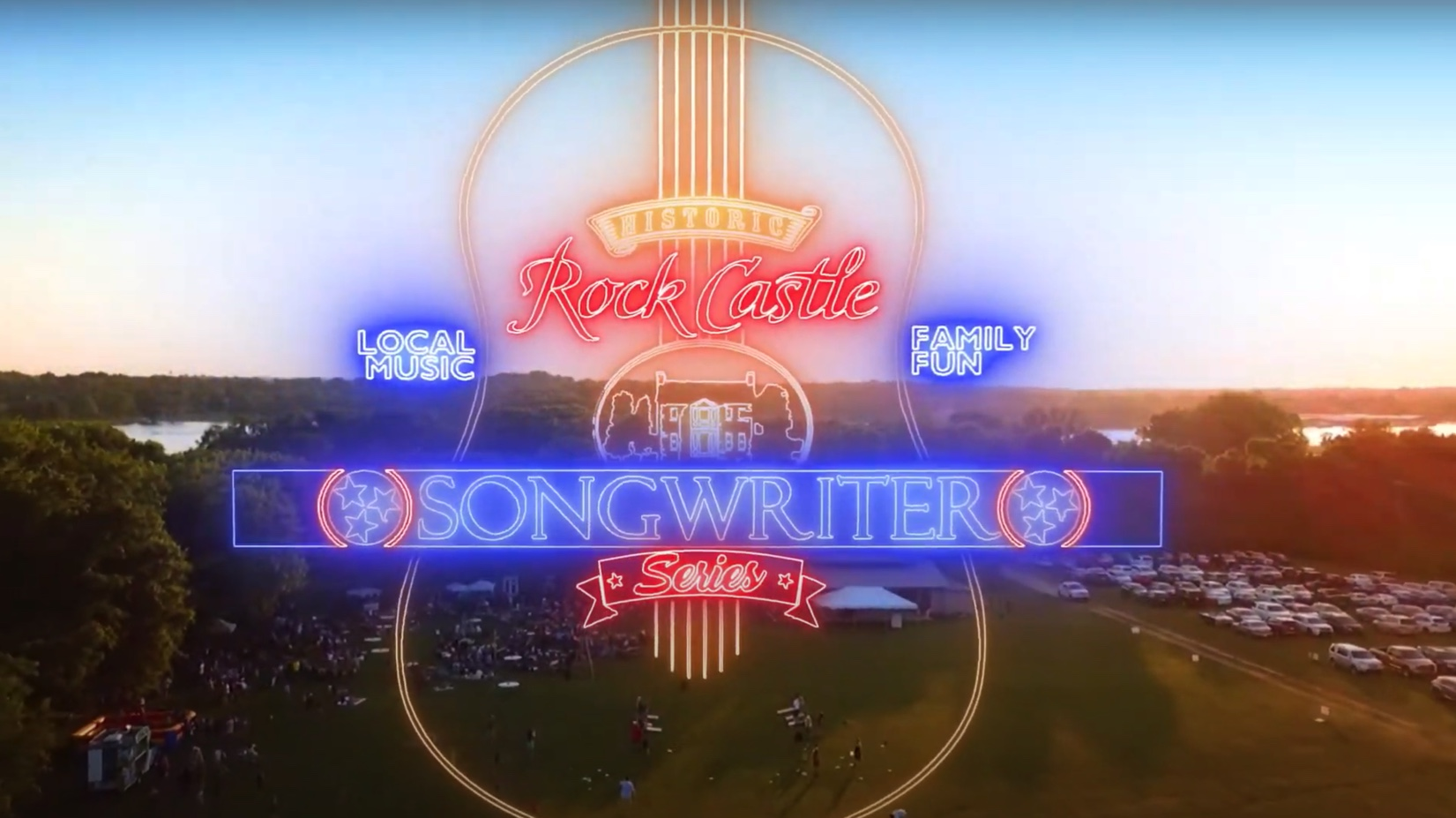 Summer Songwriter Series at Rock Castle