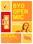 Open Mic Night at Tennessee Brew Works