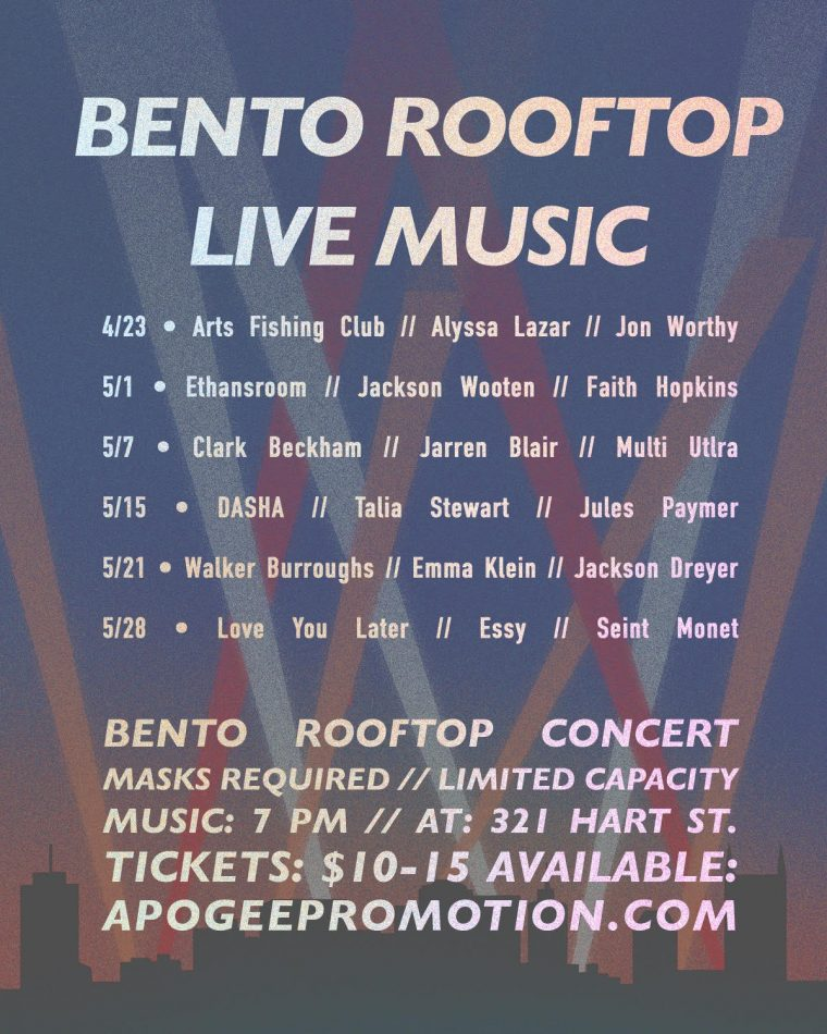 Bento Rooftop Live Music