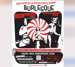 Bad Apples: a Rock n Roll Burlesque Show