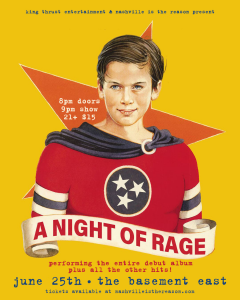 A Night of Rage: Rage Against The Machine Tribute