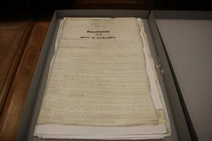 Tennessee Constitution 1834