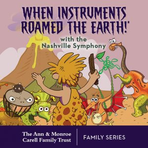 When Instruments Roamed the Earth