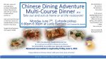 Chinese Dining Adventure #56