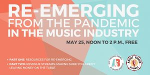 Re-emerging from the Pandemic in the Music Industry