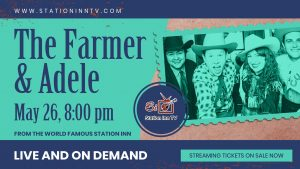 Farmer & Adele - Live at the Station Inn