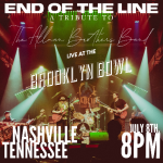 End of the Line : A Tribute to The Allman Brothers Band