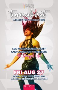 Turnabout: A Benefit for Nashville PRIDE