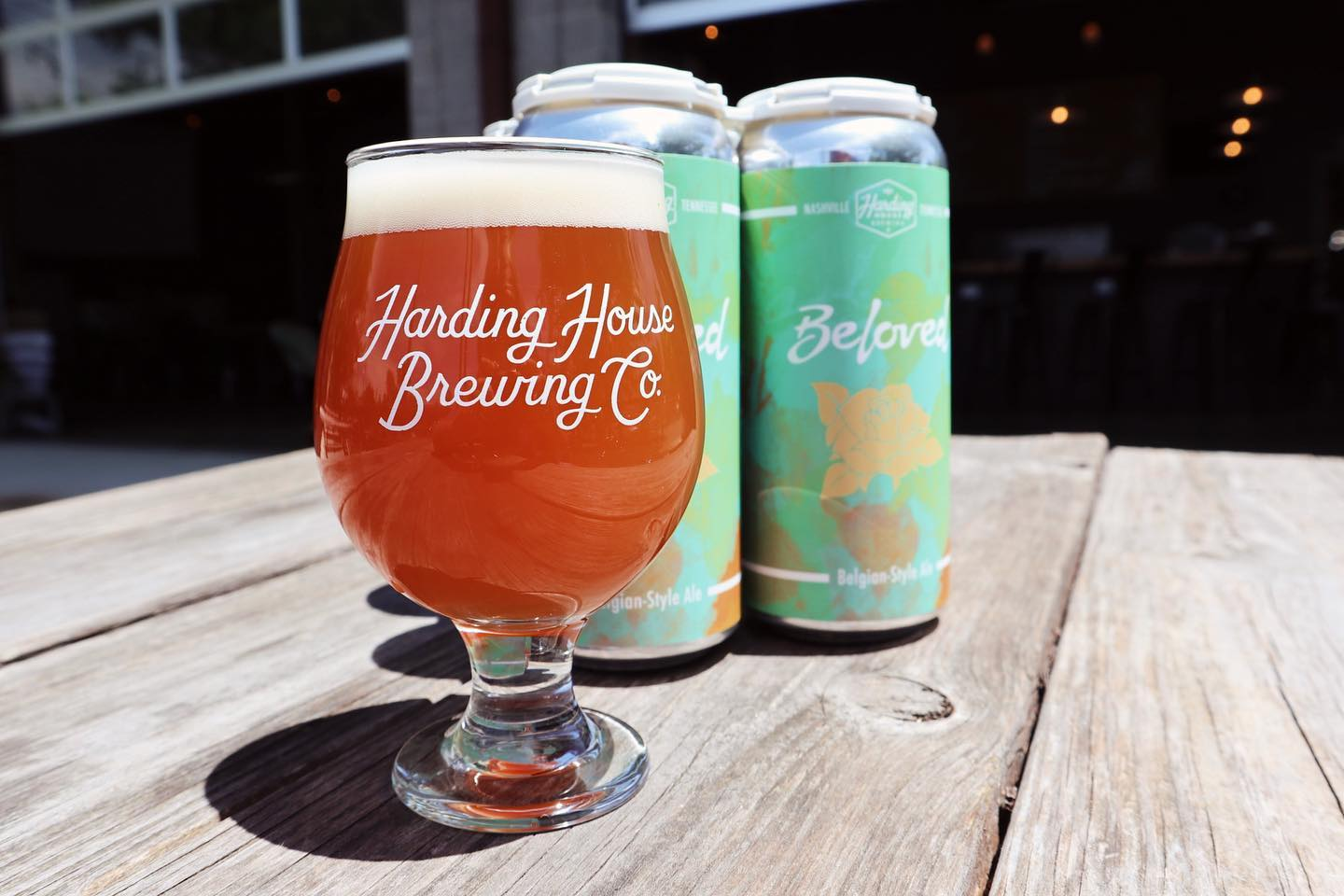 Harding House Brewing Co