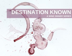 Destination Known: Wines of Sicily