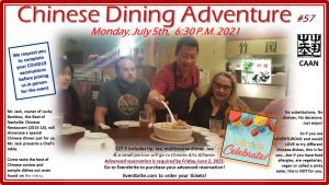 Chinese Dining Adventure #57