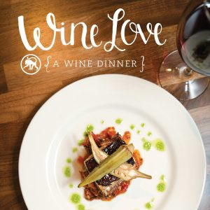 Frothy Monkey 5-Course Wine Love Dinner - Downtown Franklin