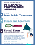 You Have the Power's 9th Annual Powerhouse Awards