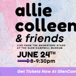 Southern Nights A Songwriters Series: Allie Collee...