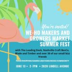 We-Ho Makers and Growers Market